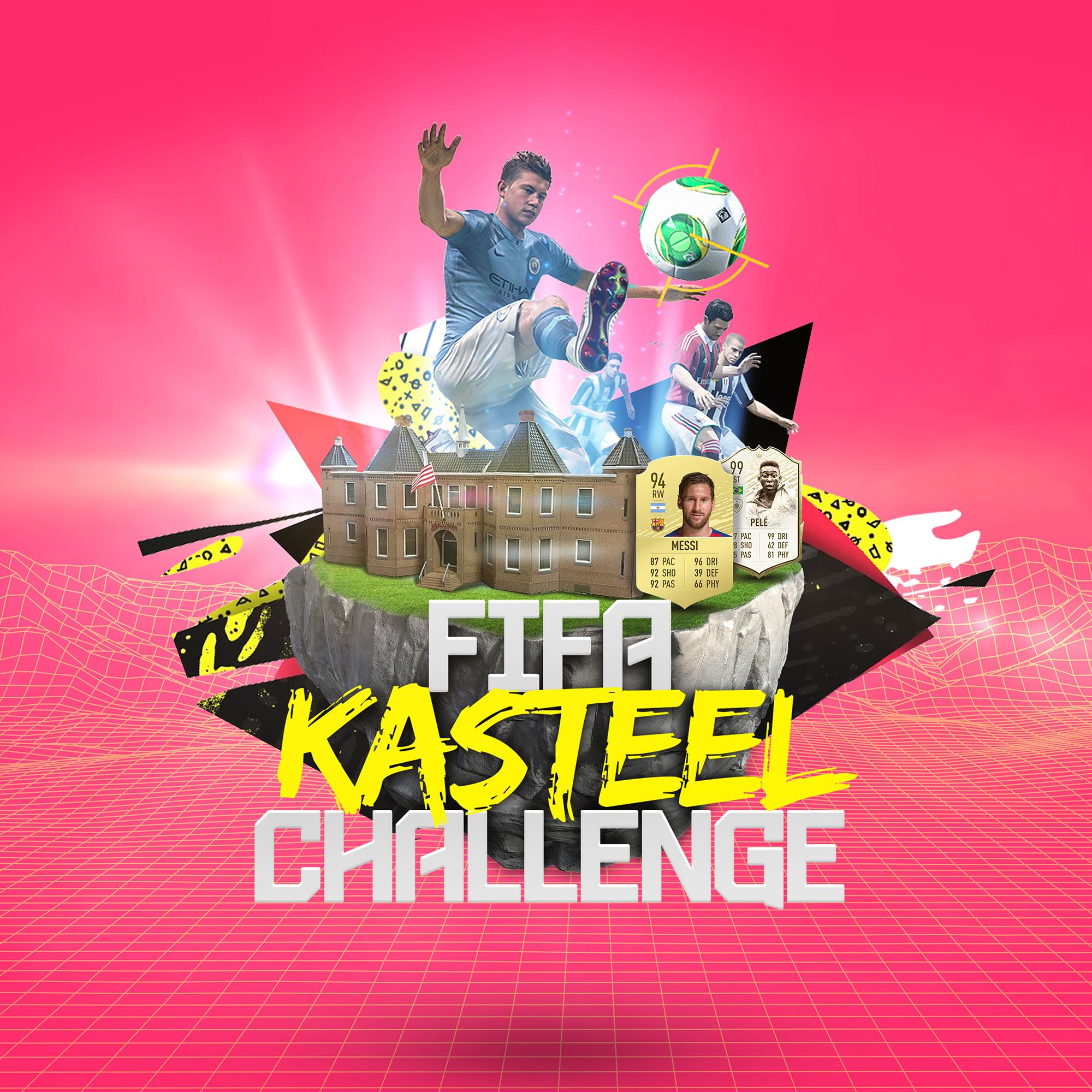 FIFA Kasteel Challenge