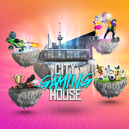 City gaming house